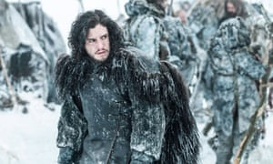 game of thrones Jon Snow at Mance Rayder's camp