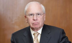 BAE Systems chairman Dick Olver