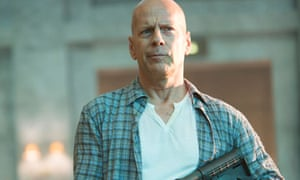 Bruce Willis in A Good Day to Die Hard, the fifth film in the franchise