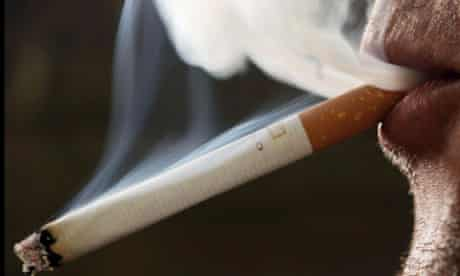 Only half of long-term smokers see age 70.