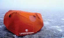 Lifesystems emergency shelter