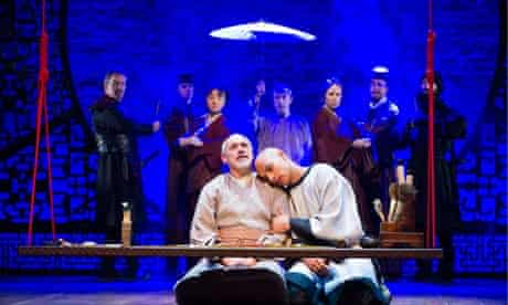The Orphan Of Zhao; Royal Shakespeare Company, directed by Gregory Doran