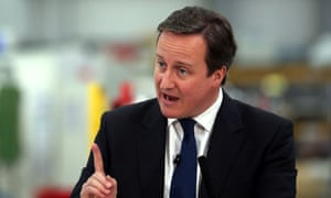 Cameron speech on economy