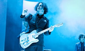 Jack White: 'I could learn so much from these records.'