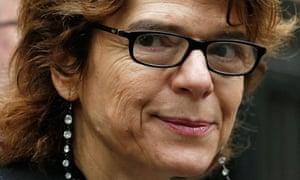 Vicky Pryce, ex-wife of former energy secretary Chris Huhne