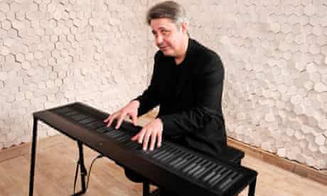 John Moore plays the Seaboard