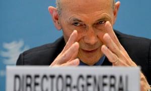 World Trade Organisation Pascal Lamy