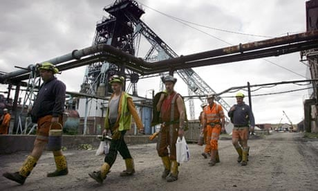 The long, slow death of the UK coal industry | Business