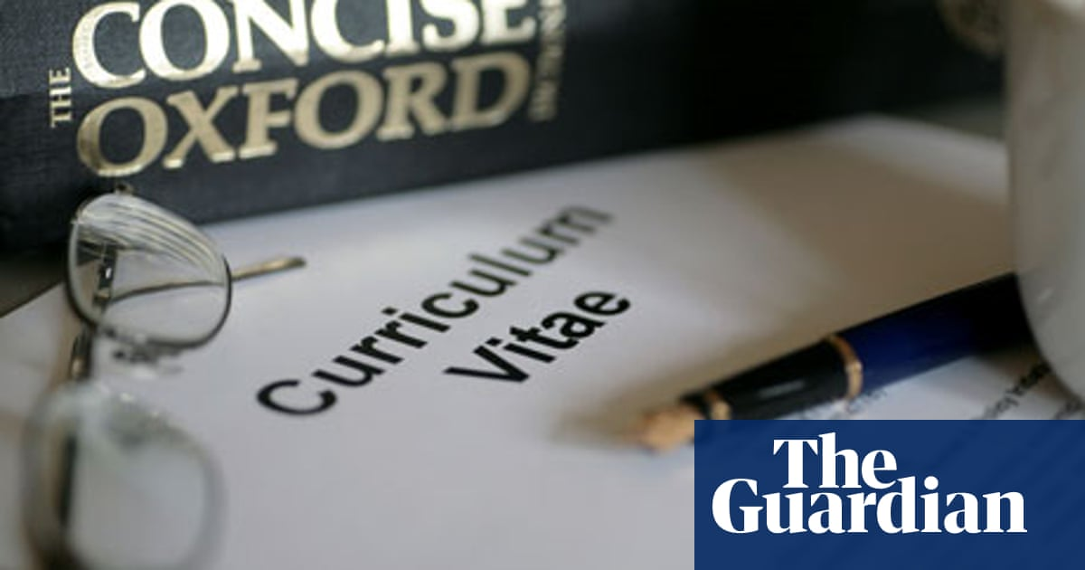 Academic CVs: 10 irritating mistakes | Education | The Guardian