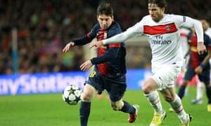 FC BARCELONA VS. PSG