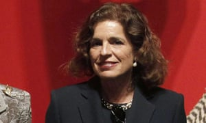 Madrid's mayor, Ana Botella, praised Margaret Thatcher as a role model for women.