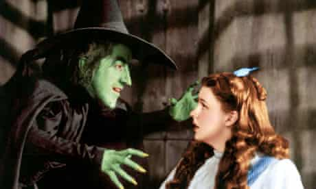 'The Wizard Of Oz' Film - 1939