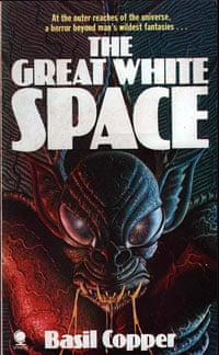 Cover of The Great White Space by Basil Copper