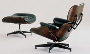 charles eames armchair