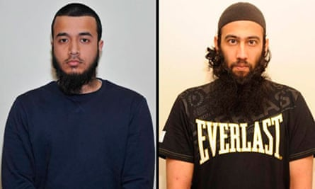 Mohammed Sharfaraz Ahmed and Zahid Iqbal