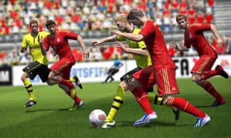 Fifa 14 dribble
