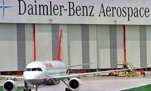 Daimler sells final stake in EADS