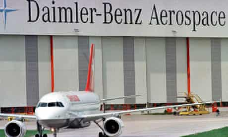 Daimler sells final stake in EADS