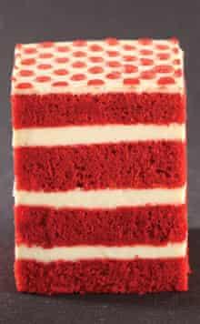 The Lichtenstein cake