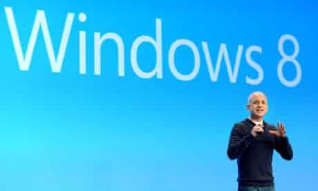 Windows 8 launch in New York