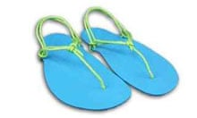 Running shoes xero