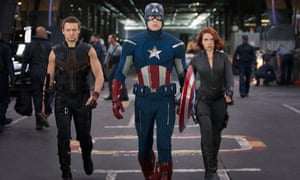 Still from Avengers Assemble