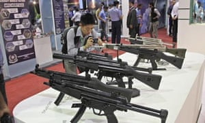 UN passes treaty to regulate global arms sales