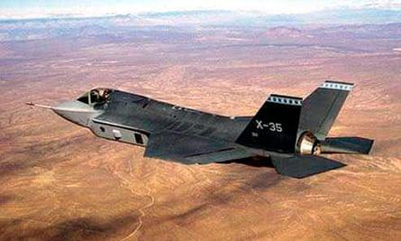F35 fighter-bomber