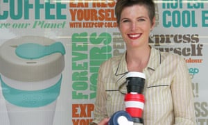Abigail Forsyth, KeepCup founder