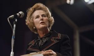 Margaret Thatcher Blackpool 1972