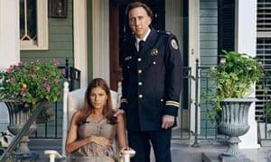 Eva Mendes and Nicholas Cage
