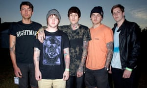 The new Metallica? … Bring Me the Horizon in South Africa.