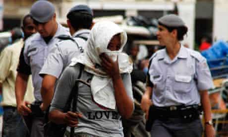 Cracolandia police