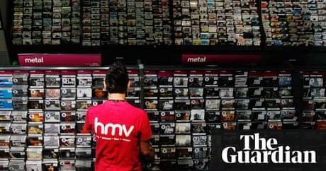 Hmv buyer announces music focused revival plan business the guardian gumiabroncs Images