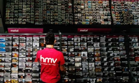 Hmv buyer announces music focused revival plan business the guardian gumiabroncs Image collections