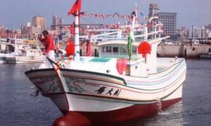 Taiwan fisherman death