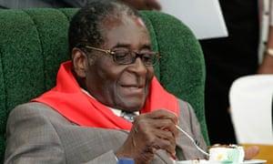 Robery Mugabe
