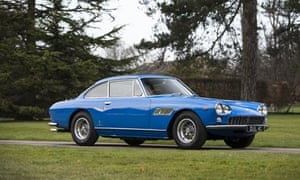 John Lennon's 1965 Ferrari Coupé
