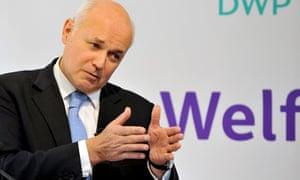 IDS welfare reform