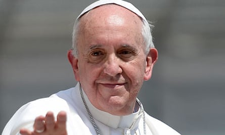 Pope Francis … created another 813 saints.