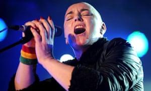 sinead o'connor, singer