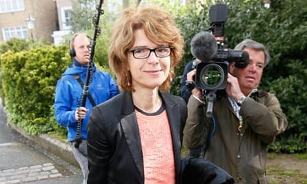Vicky Pryce released