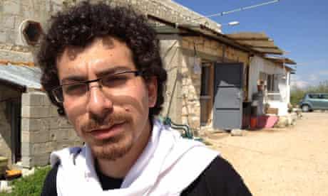 Walaa Sbaid lives in Iqrit