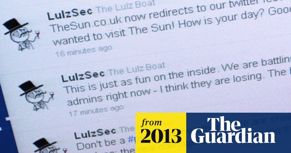 LulzSec: what they did, who they were and how they were caught