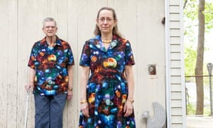 Experience: I've worn the same outfit as my husband for 35 years