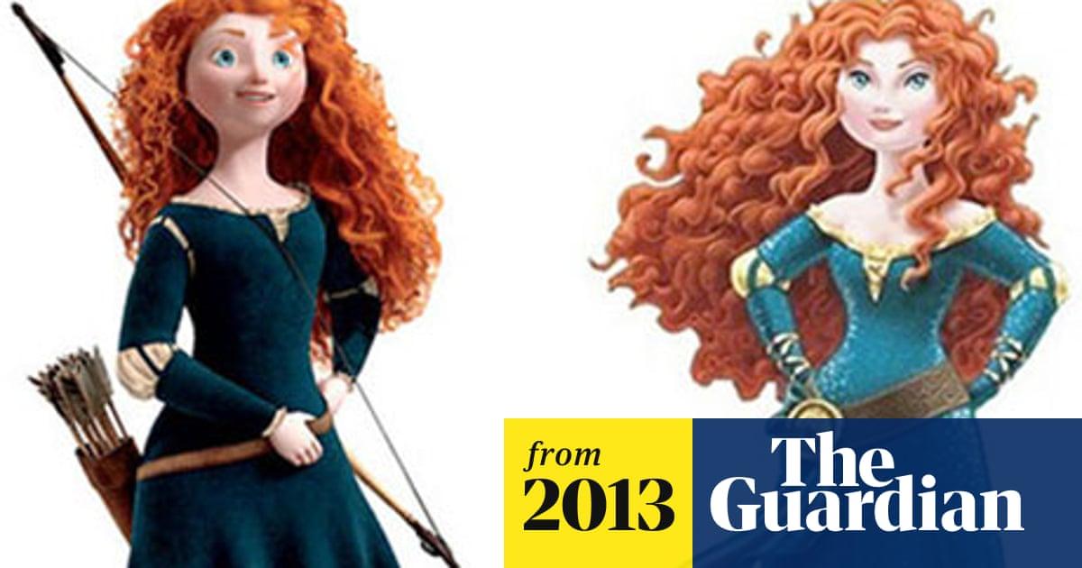 Disney Retreats From Princess Merida Makeover After Widespread