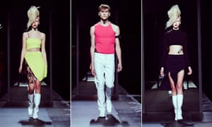 Versace unveil first Versus collection by JW Anderson