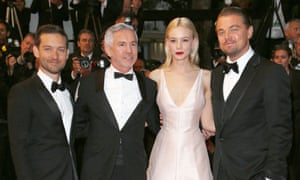 The Great Gatsby film premiere