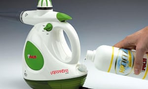 Steam Cleaners A Buying Guide Money The Guardian