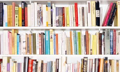 Books …how do you stack yours?